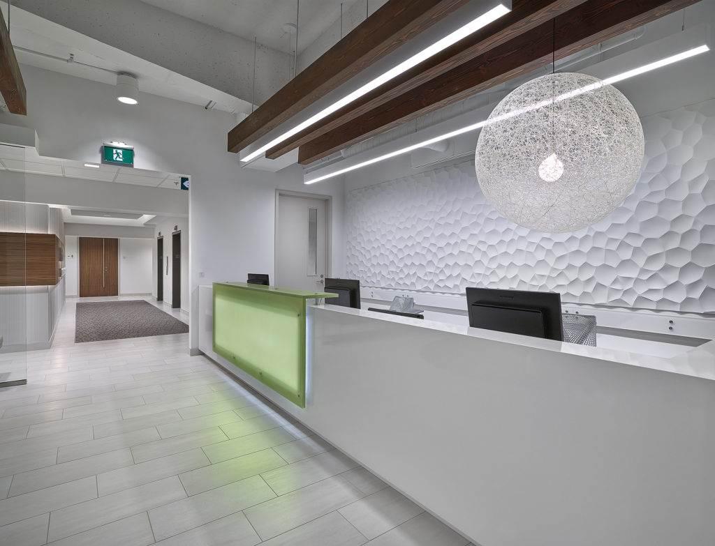 PCRM Edmonton office - reception 1