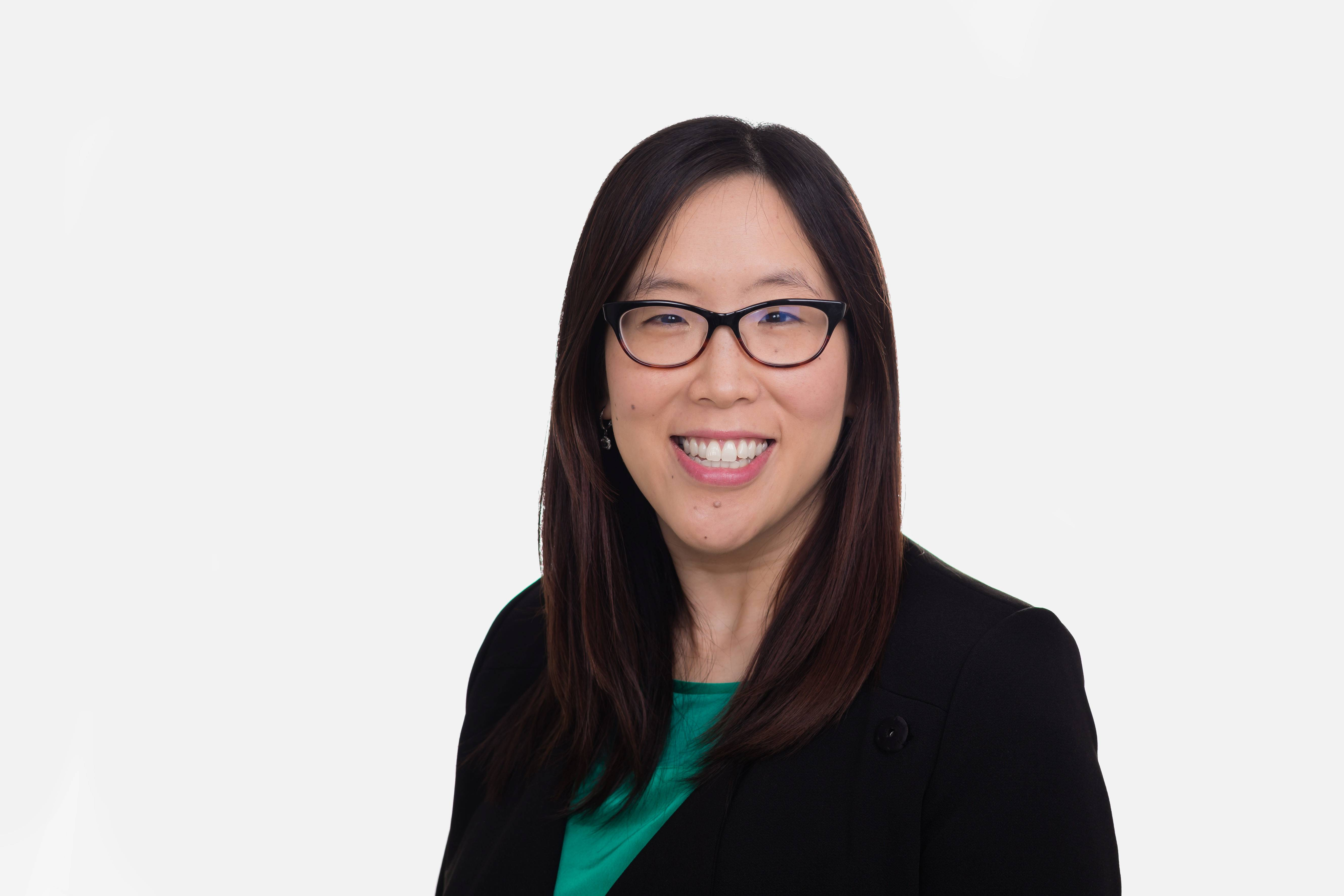 PCRM's physician and fertility doctor, Dr. Diane Ahn