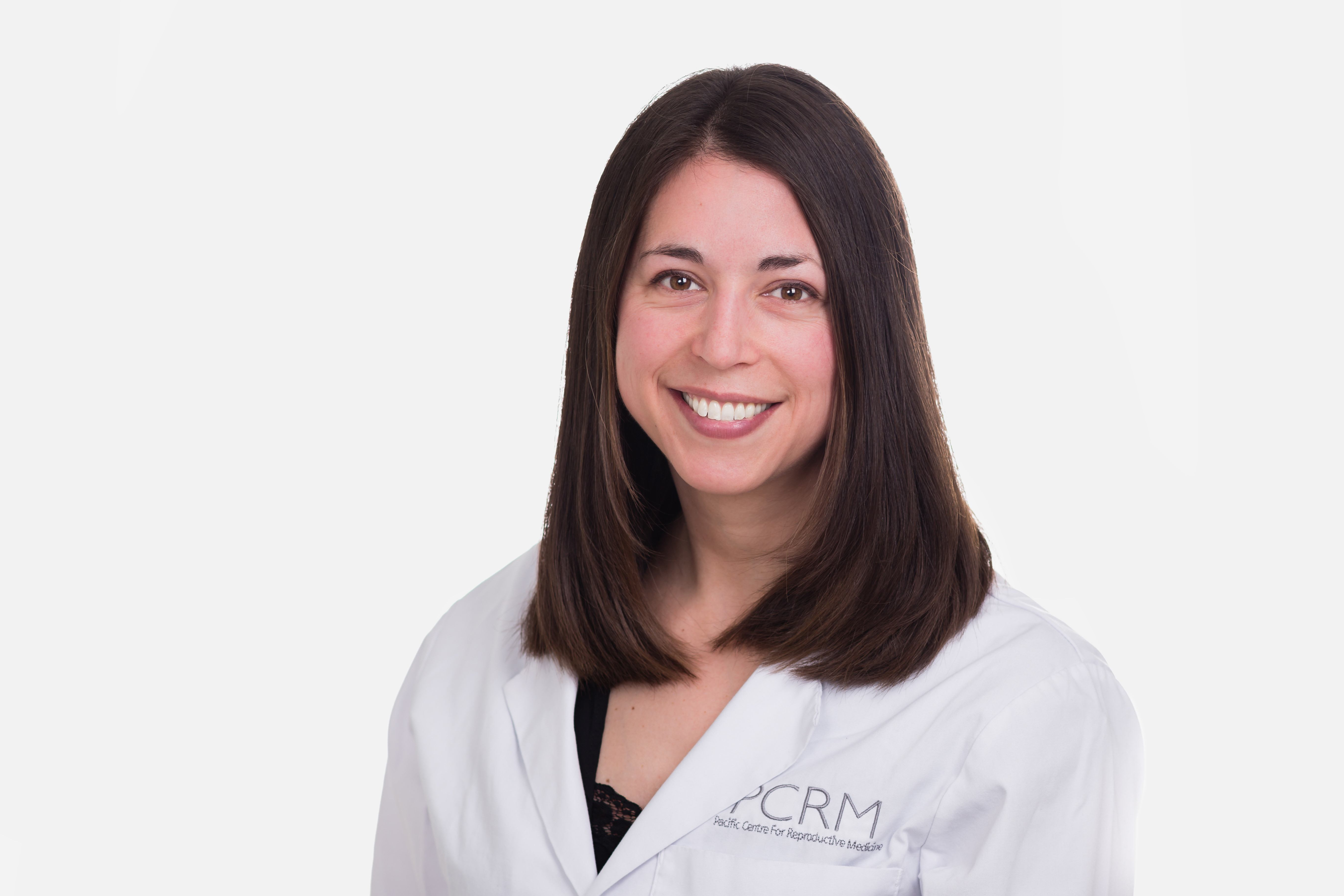 PCRM's fertility scientist and andrologist, Gwen